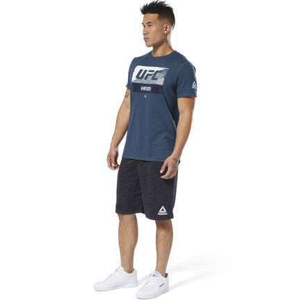 Celebrate the history of the UFC during Fight Week. Lightweight French terry fabric offers a soft, comfortable fit for kicking back and watching the fight. A drawcord waistband helps you adjust the fit, while side pockets let you keep essentials close. 70% cotton / 30% polyester French terry ????? Regular fit Side slip-in hand pockets Drawcord on elastic waist for a secure fit ????Better Cotton Initiative????????,?????????????? We partner with the Better Cotton Initiative to improve cotton farming globally