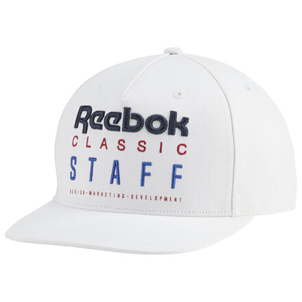 Calling on our Reebok roots, this Classics hat is perfect for your everyday casual wear Lightweight fabric Adjustable closure Classics Graphic Imported